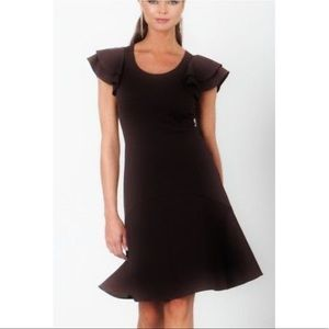 Nue by Shani Women's Black Slimming Dress Size 12